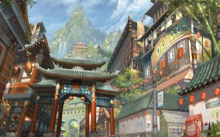 Trực Ninh thành mặc dù không lớn bằng Lâm Môn thành nhưng nơi đây tấp nập người qua không kém gì nơi đó