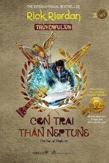 Các Anh Hùng Của Đỉnh Olympus Tập 2: Con Trai Thần Neptune
