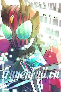 Kamen Rider Xâm Lấn Comic