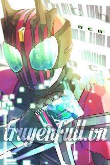 Marvel Chi Kamen Rider