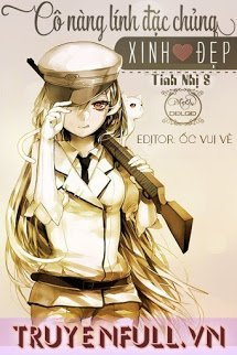 Cô Nàng Lính Đặc Chủng Xinh Đẹp