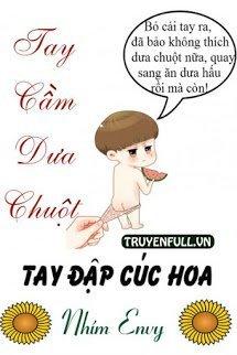 Tay Cầm Dưa Chuột Tay Đập Cúc Hoa
