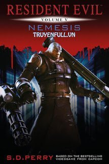 Resident Evil 5 – Nemesis