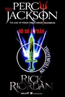Percy Jackson Tập 4.5: Hồ Sơ Á Thần
