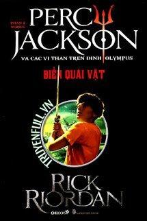 Percy Jackson Tập 2: Biển Quái Vật