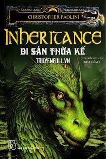 Eragon 4 (Inheritance) - Di Sản Thừa Kế