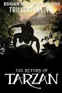 Tarzan 2: Trở Lại Rừng Già
