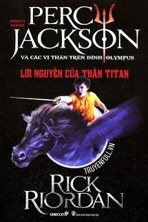 Percy Jackson Tập 3: Lời Nguyền Của Thần Titan