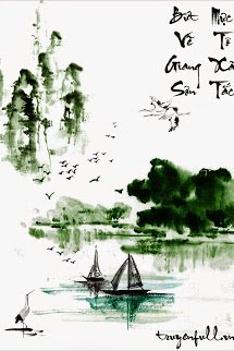 Bút Vẽ Giang Sơn, Mực Tô Xã Tắc