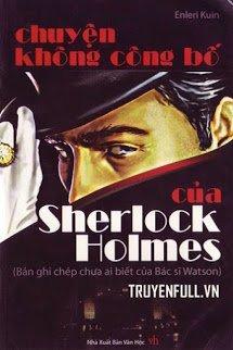 Chuyện Không Công Bố Của Sherlock Holmes