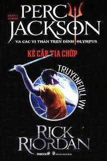 Percy Jackson Tập 1: Kẻ Cắp Tia Chớp