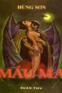 Máu Ma